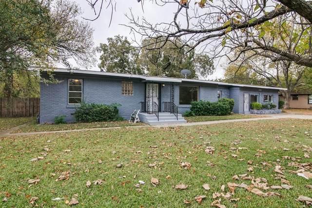 2720 Palo Alto Drive, Dallas, TX 75241 (MLS #14460641) :: All Cities USA Realty