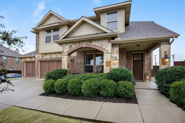 1805 Enchanted Cove, Wylie, TX 75098 (MLS #14460648) :: Real Estate By Design