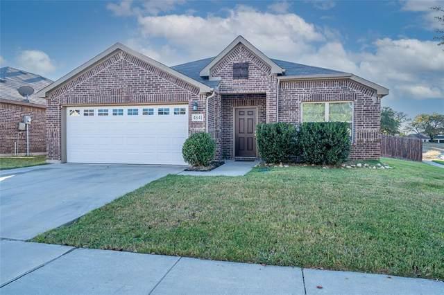 4841 Lemon Grove Drive, Fort Worth, TX 76135 (MLS #14460666) :: The Kimberly Davis Group