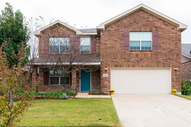 11409 Maddie Avenue, Fort Worth, TX 76244 (MLS #14460722) :: Real Estate By Design