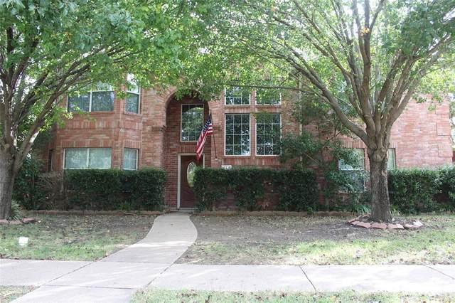 318 Valley Ridge Drive, Red Oak, TX 75154 (MLS #14460755) :: Real Estate By Design