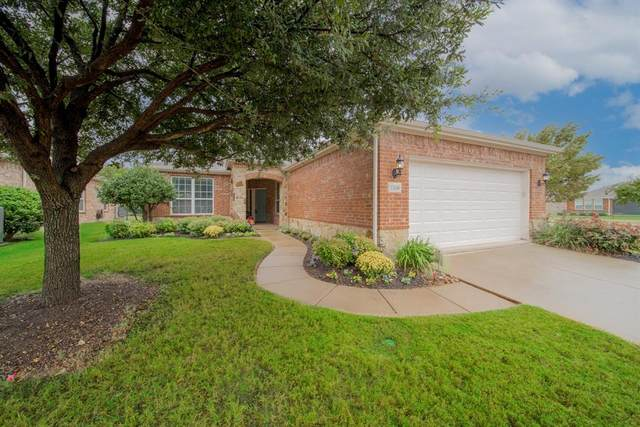 7356 Pasatiempo Drive, Frisco, TX 75036 (MLS #14460763) :: Hargrove Realty Group