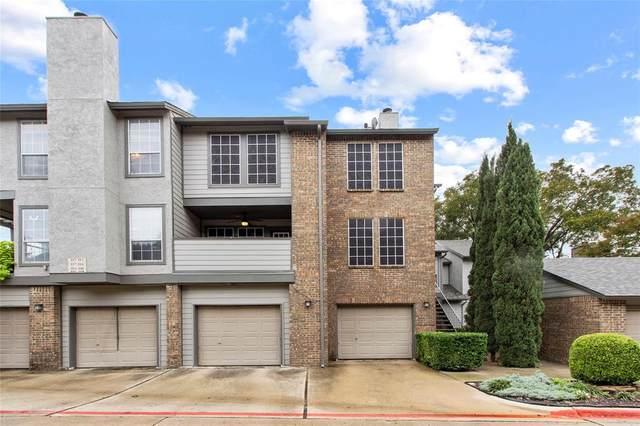 4067 Beltway Drive #116, Addison, TX 75001 (MLS #14460774) :: Premier Properties Group of Keller Williams Realty