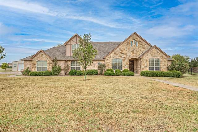 544 Hubbard Circle, Nevada, TX 75173 (MLS #14460802) :: The Kimberly Davis Group