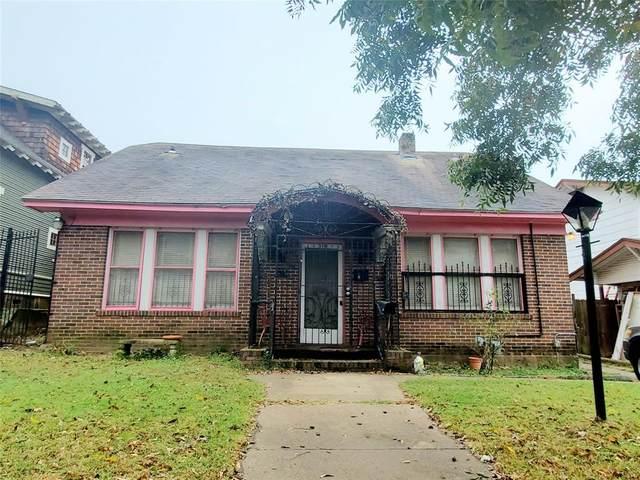 310 E 6th Street, Dallas, TX 75203 (MLS #14460803) :: The Good Home Team