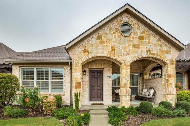 3075 Willow Grove Boulevard #3903, Mckinney, TX 75070 (MLS #14460833) :: The Rhodes Team