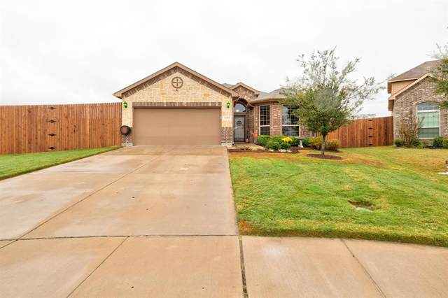 1201 Glen Court, Weatherford, TX 76087 (MLS #14460844) :: The Good Home Team