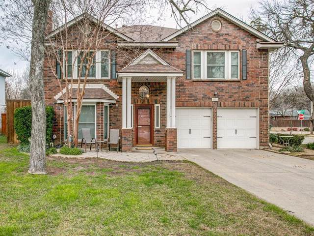 5200 Brettenmeadow Drive, Grapevine, TX 76051 (MLS #14460860) :: Post Oak Realty