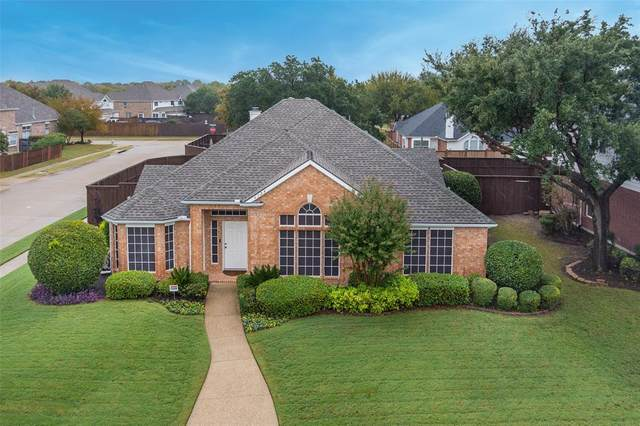 6724 Canterbury Drive, Frisco, TX 75035 (MLS #14460938) :: Results Property Group