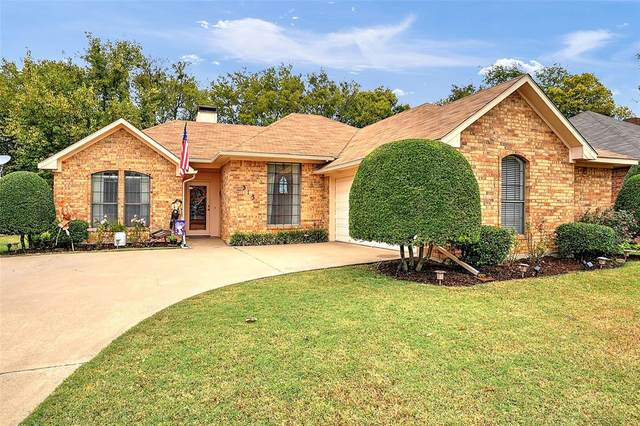 313 Forest Creek Drive, Sherman, TX 75092 (MLS #14460941) :: All Cities USA Realty