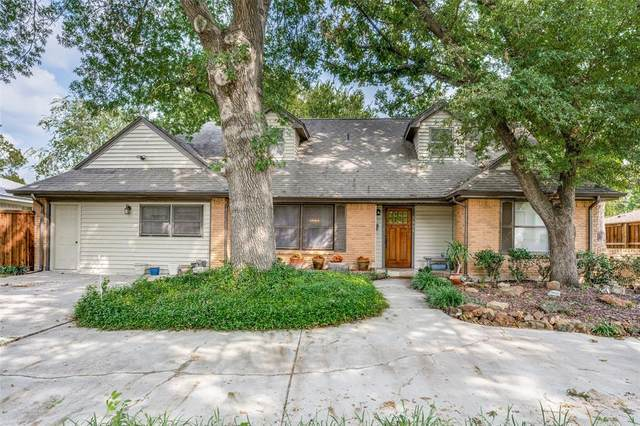 2884 Meadow Port Drive, Farmers Branch, TX 75234 (MLS #14460942) :: Hargrove Realty Group