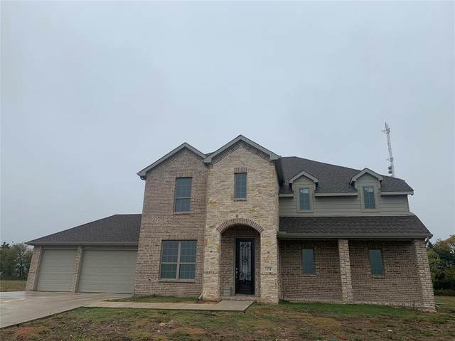 274 Redwood Drive, Van Alstyne, TX 75495 (MLS #14460947) :: Results Property Group