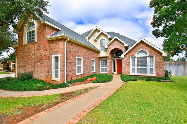 6 Mission, Abilene, TX 79606 (MLS #14460965) :: All Cities USA Realty
