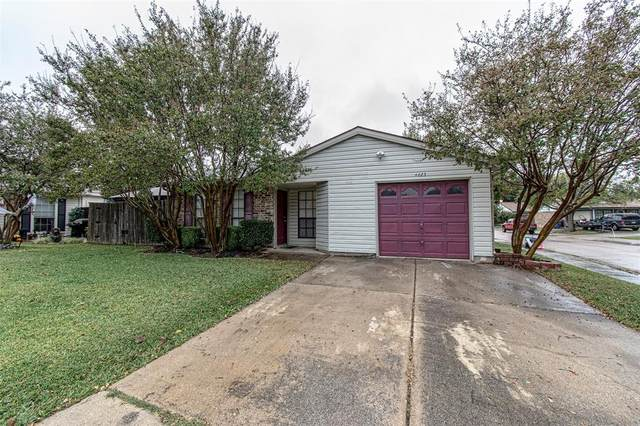 4425 Jenkins Street, The Colony, TX 75056 (#14461019) :: Homes By Lainie Real Estate Group