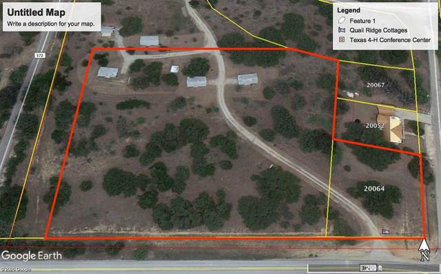 5Acre Fm-3021 Lane, Brownwood, TX 76801 (#14461022) :: Homes By Lainie Real Estate Group