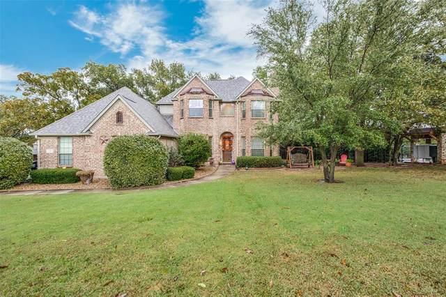 455 Panorama Circle, Pottsboro, TX 75076 (MLS #14461025) :: Premier Properties Group of Keller Williams Realty