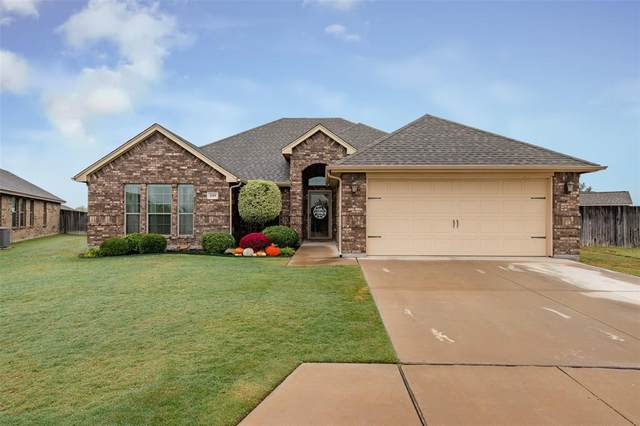 109 Crest Ridge Court, Weatherford, TX 76087 (MLS #14461036) :: The Good Home Team