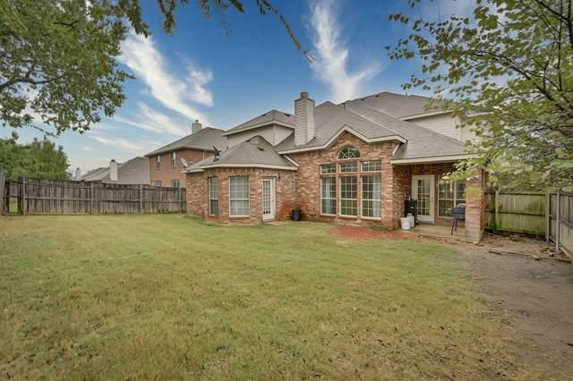 5864 Silver Sage Lane, Grand Prairie, TX 75052 (MLS #14461044) :: Team Hodnett