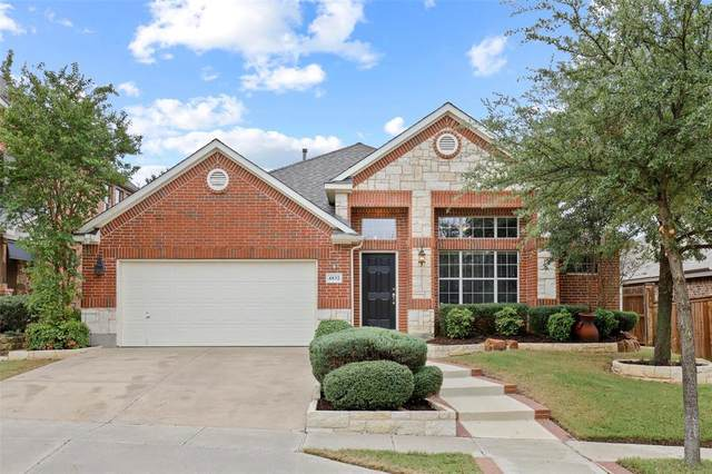 4832 Cliburn Drive, Fort Worth, TX 76244 (MLS #14461062) :: All Cities USA Realty