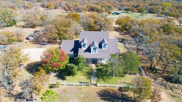 1833 Central Road, Weatherford, TX 76088 (MLS #14461088) :: The Kimberly Davis Group