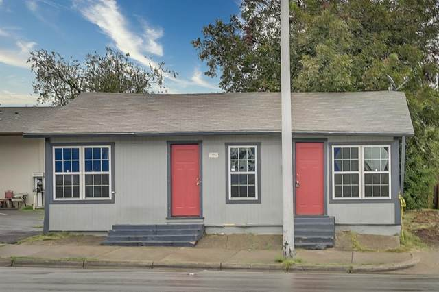 2109 Evans Avenue, Fort Worth, TX 76104 (MLS #14461091) :: Team Tiller