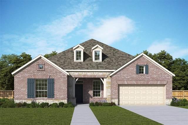 1505 Brandenburg Street, Mansfield, TX 76063 (MLS #14461101) :: The Hornburg Real Estate Group