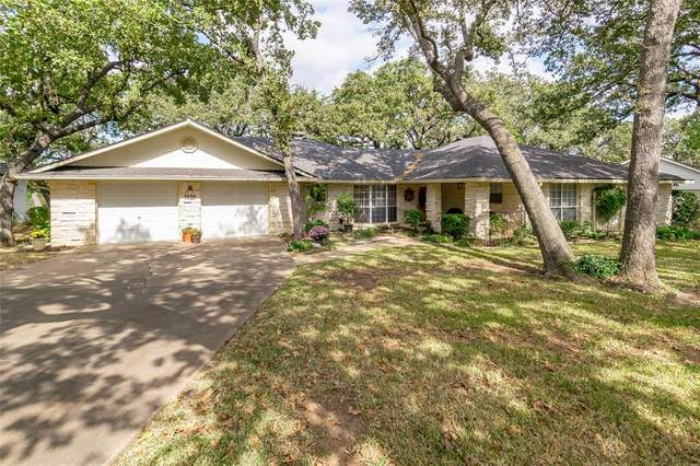 1936 Lake Forest Road, Grapevine, TX 76051 (MLS #14461124) :: Robbins Real Estate Group