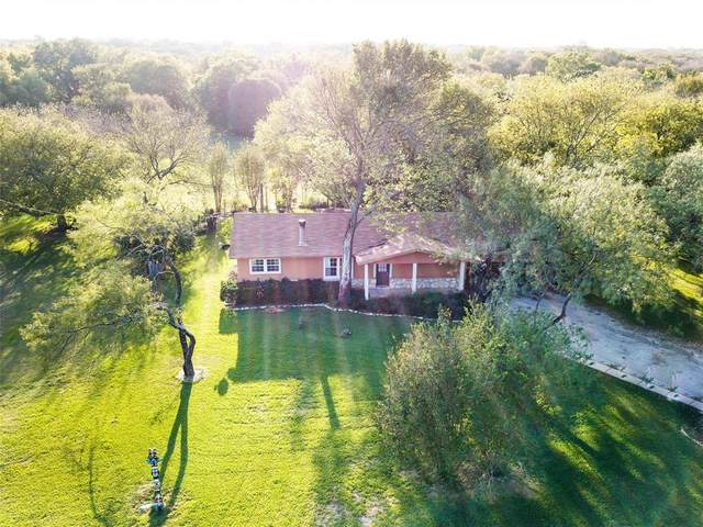 3100 County Road 415, Cleburne, TX 76031 (MLS #14461128) :: The Kimberly Davis Group