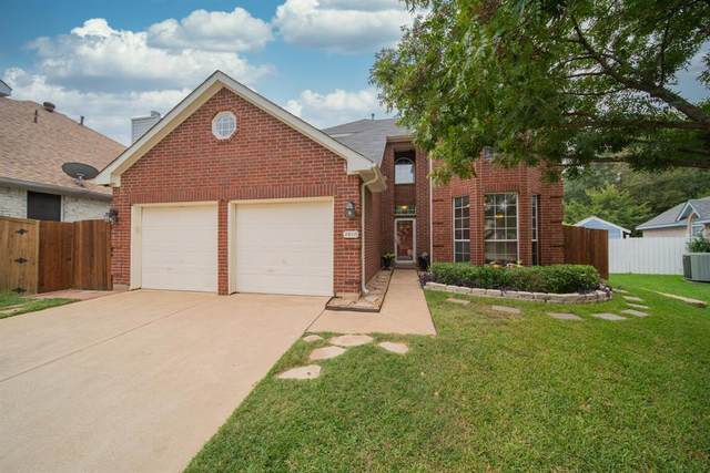 2605 Belmont Court, Flower Mound, TX 75028 (#14461130) :: Homes By Lainie Real Estate Group