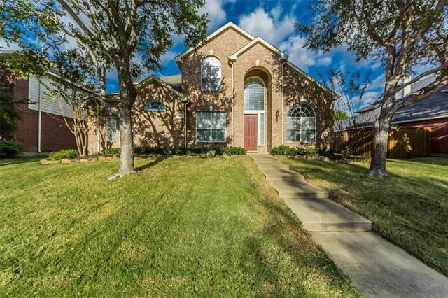 1922 Landridge Drive, Allen, TX 75013 (MLS #14461195) :: Hargrove Realty Group