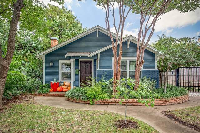 1713 Belle Place, Fort Worth, TX 76107 (MLS #14461221) :: NewHomePrograms.com LLC