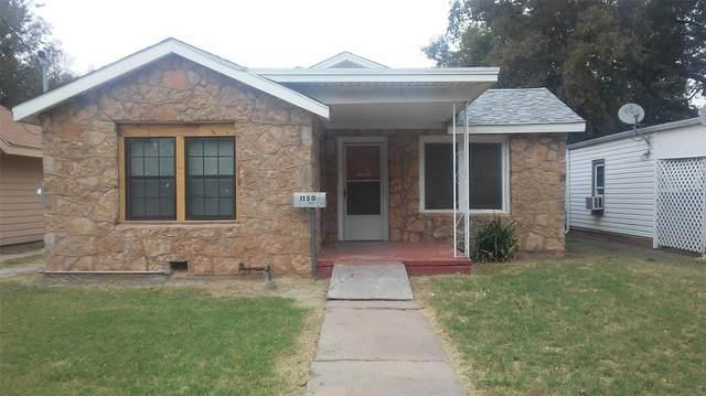 1150 S 15th Street, Abilene, TX 79602 (MLS #14461255) :: Real Estate By Design