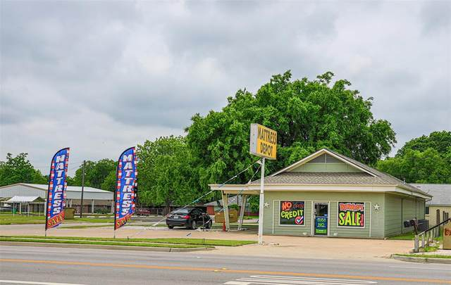 1031 N Grand Avenue, Gainesville, TX 76240 (MLS #14461261) :: The Kimberly Davis Group
