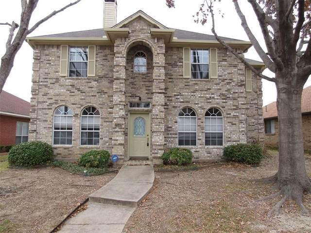 2147 Arbor Creek Drive, Carrollton, TX 75010 (MLS #14461316) :: Post Oak Realty