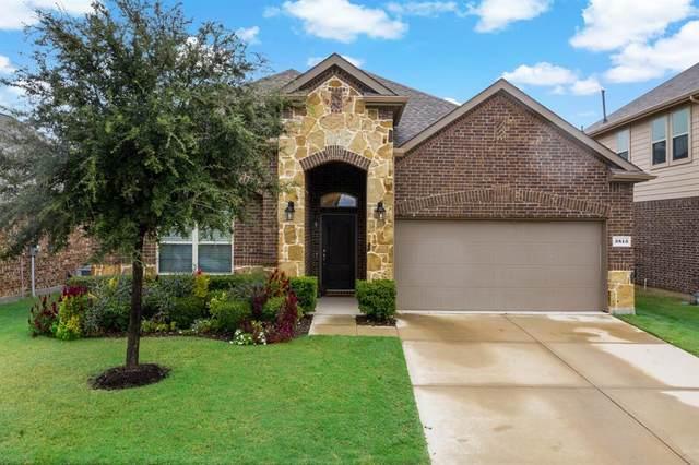 3813 Fordham Street, Frisco, TX 75036 (MLS #14461369) :: The Kimberly Davis Group