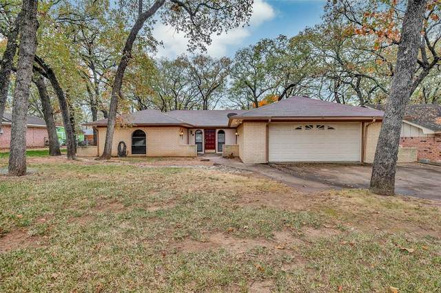 2847 Wentwood Drive, Grapevine, TX 76051 (MLS #14461413) :: Robbins Real Estate Group