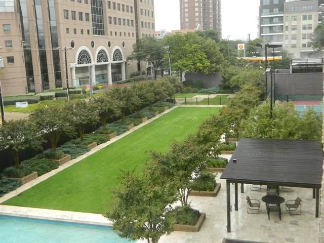 3030 Mckinney Avenue #306, Dallas, TX 75204 (MLS #14461445) :: The Rhodes Team