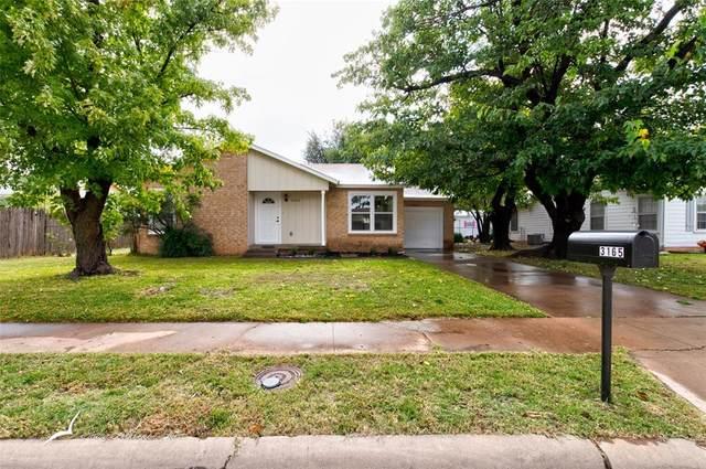 3165 S 16th Street, Abilene, TX 79605 (MLS #14461446) :: Hargrove Realty Group