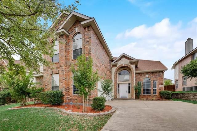 3605 Escabosa Drive, Garland, TX 75040 (MLS #14461494) :: The Tierny Jordan Network