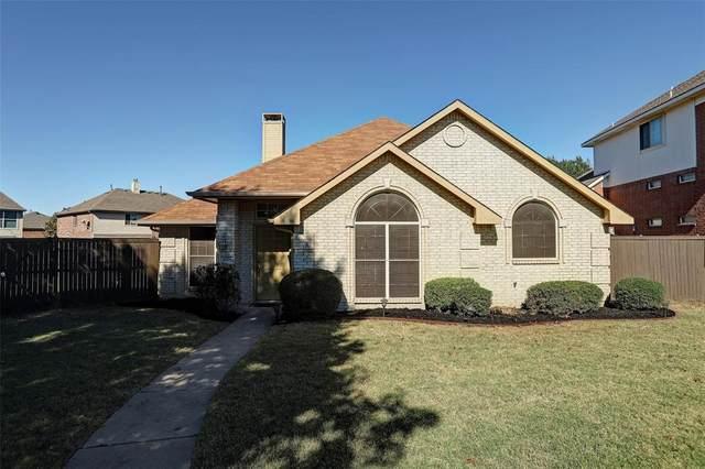 8001 King Arthur Road, Frisco, TX 75035 (MLS #14461495) :: Hargrove Realty Group