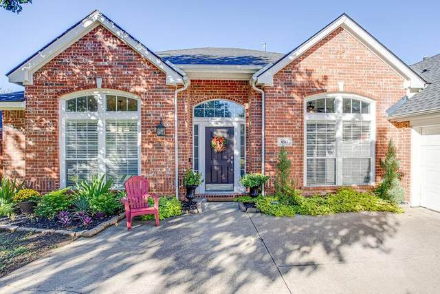 8517 Grand View Drive, North Richland Hills, TX 76182 (MLS #14461498) :: The Tierny Jordan Network