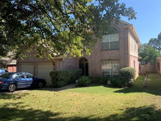 7636 Arbor Ridge Court, Fort Worth, TX 76112 (MLS #14461505) :: ACR- ANN CARR REALTORS®