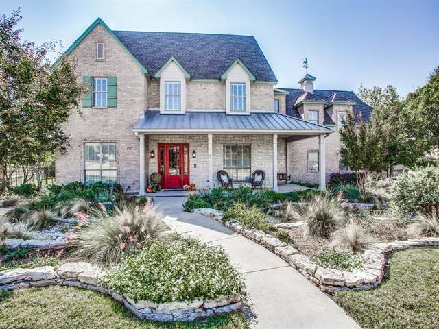 511 Remington Court, Colleyville, TX 76034 (MLS #14461509) :: Potts Realty Group