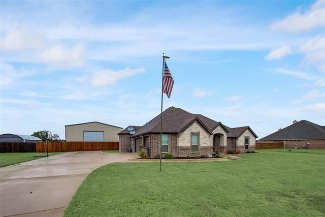 3512 County Road 2526, Royse City, TX 75189 (MLS #14461512) :: The Good Home Team