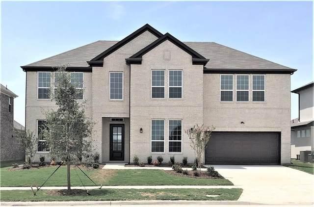 10299 Cavalcade Drive, Frisco, TX 75035 (MLS #14461517) :: The Hornburg Real Estate Group
