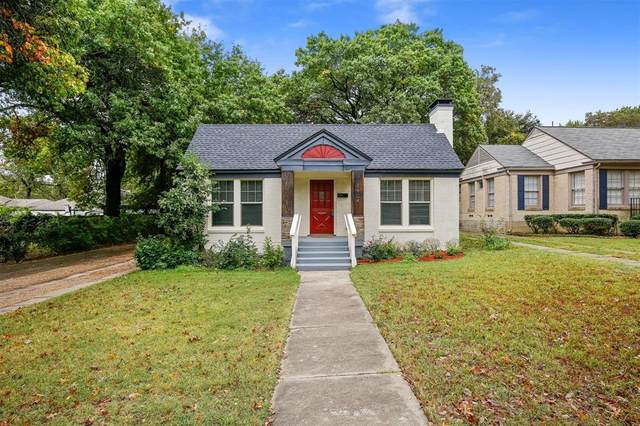 2414 Marvin Avenue, Dallas, TX 75211 (MLS #14461550) :: All Cities USA Realty