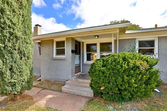 2037 Bridge Avenue, Abilene, TX 79603 (MLS #14461551) :: Real Estate By Design