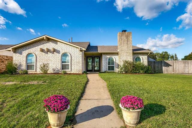 2909 Furneaux Lane, Carrollton, TX 75007 (MLS #14461557) :: Post Oak Realty