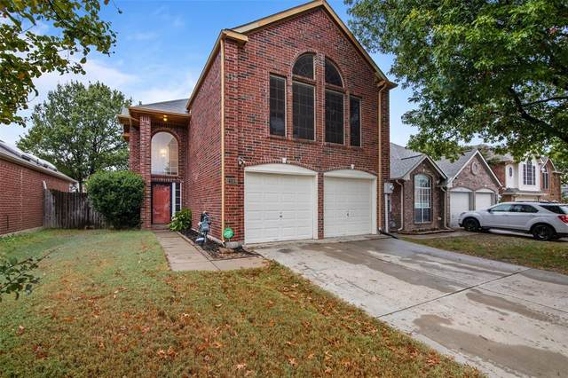 2108 Amherst Drive, Lewisville, TX 75067 (MLS #14461583) :: Hargrove Realty Group