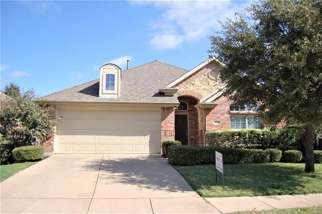 2009 Michelle Creek Drive, Little Elm, TX 75068 (MLS #14461591) :: Post Oak Realty